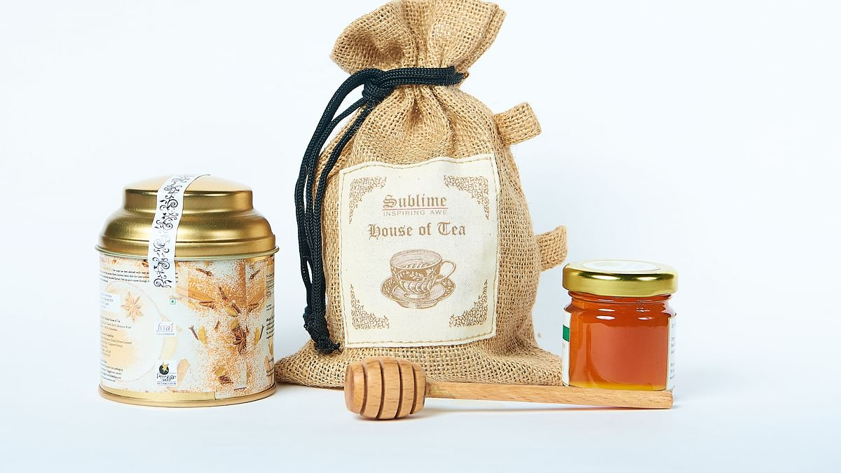 Sublime House of Tea's exquisite offerings for Intl Tea Day!