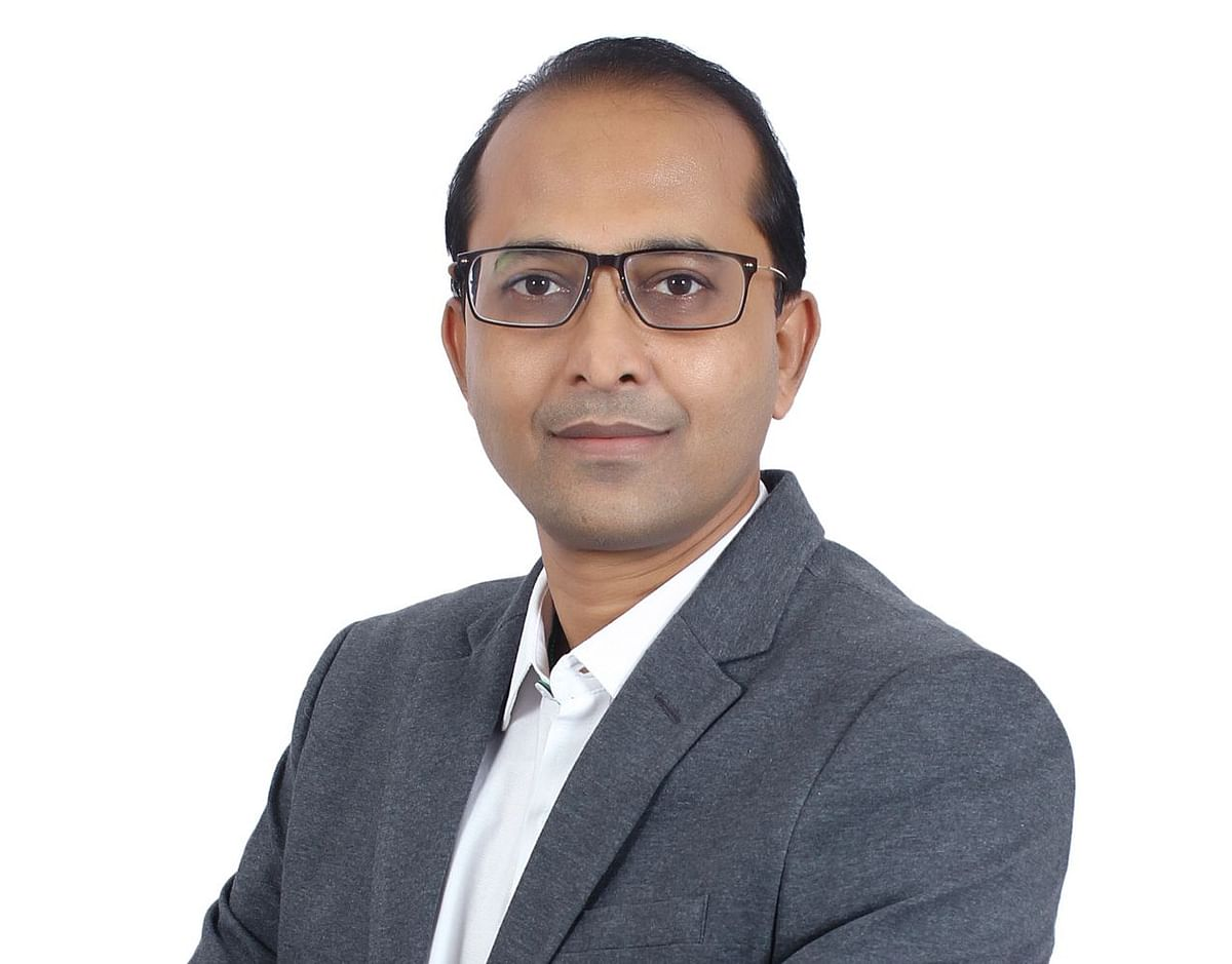 Shridhar Mehta, director, Prompt Dairy Tech