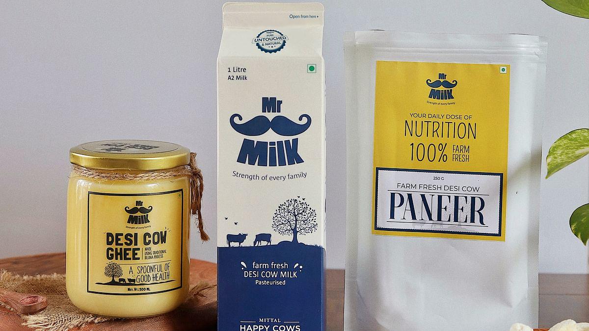 Mr Milk brings farm-fresh A2 Desi cow products to Mumbai