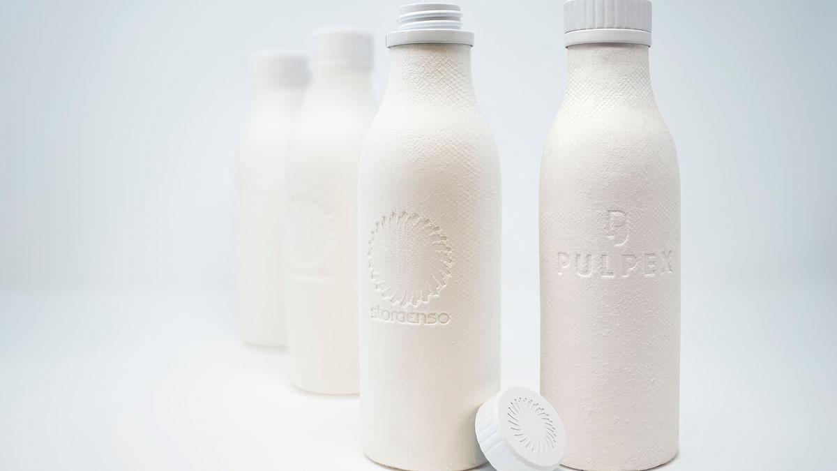 Stora Enso & Pulpex partner to produce fiber-based bottles