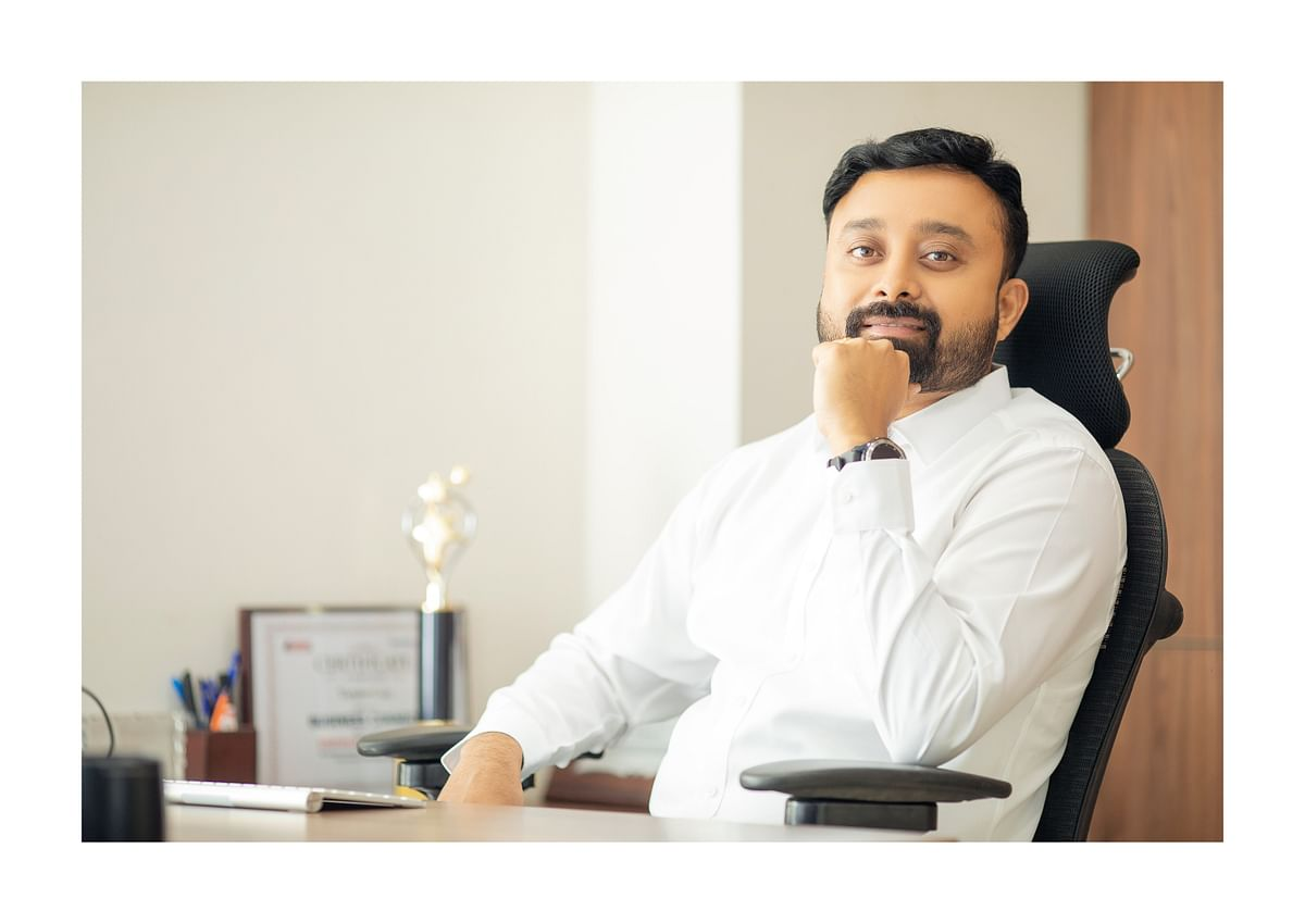 Nishanth Chandran, founder, and chief executive officer of TenderCuts