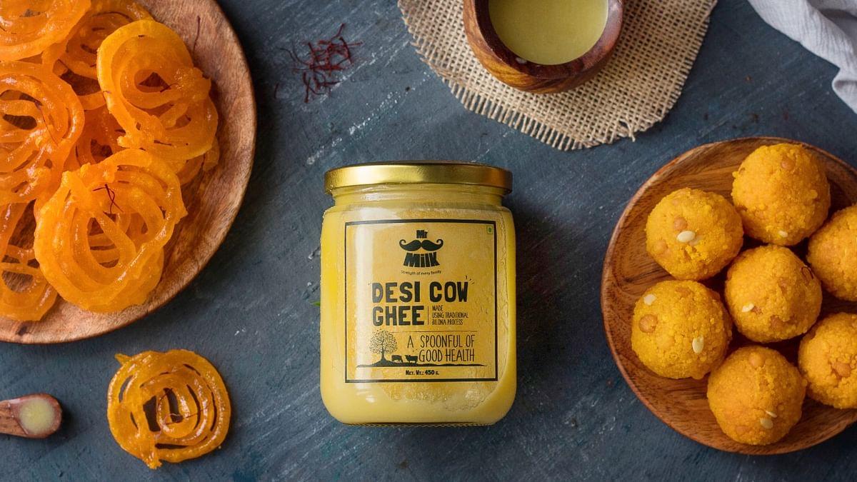 Mr Milk – A2 milk brand offers desi cow milk products