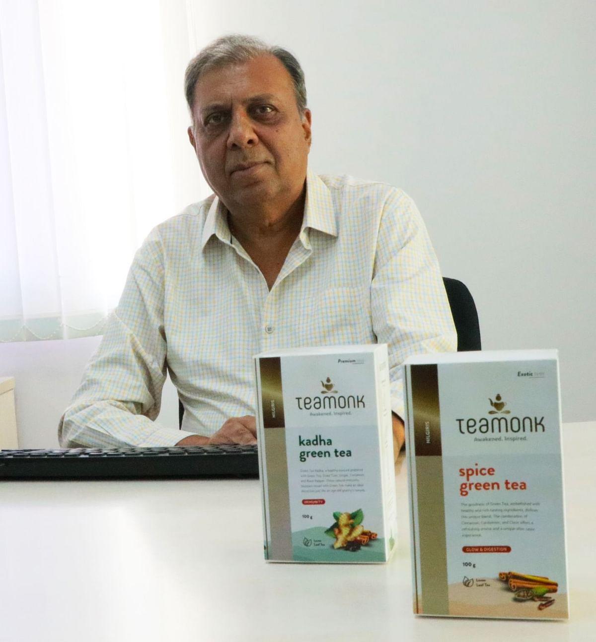 Ashok Mittal, managing director of Teamonk Global