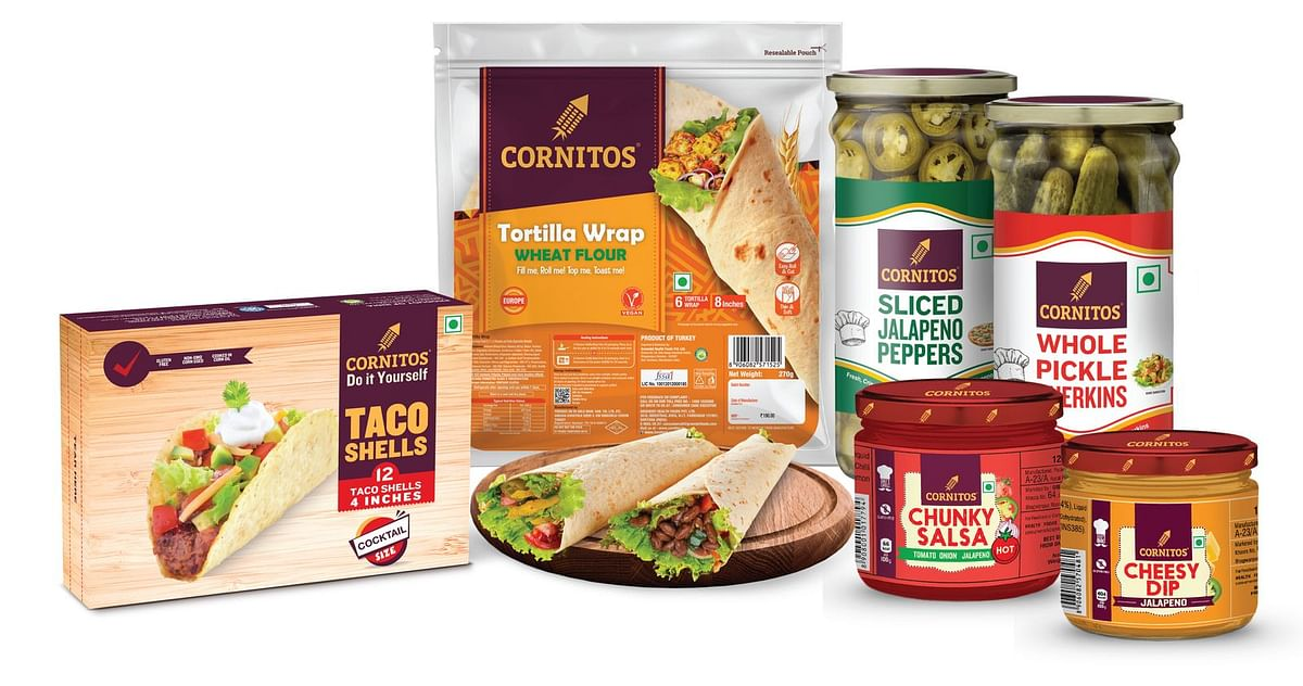 The brand's New Product Development (NPD) team constantly works on product innovations for healthy snacking and innovative packaging solutions