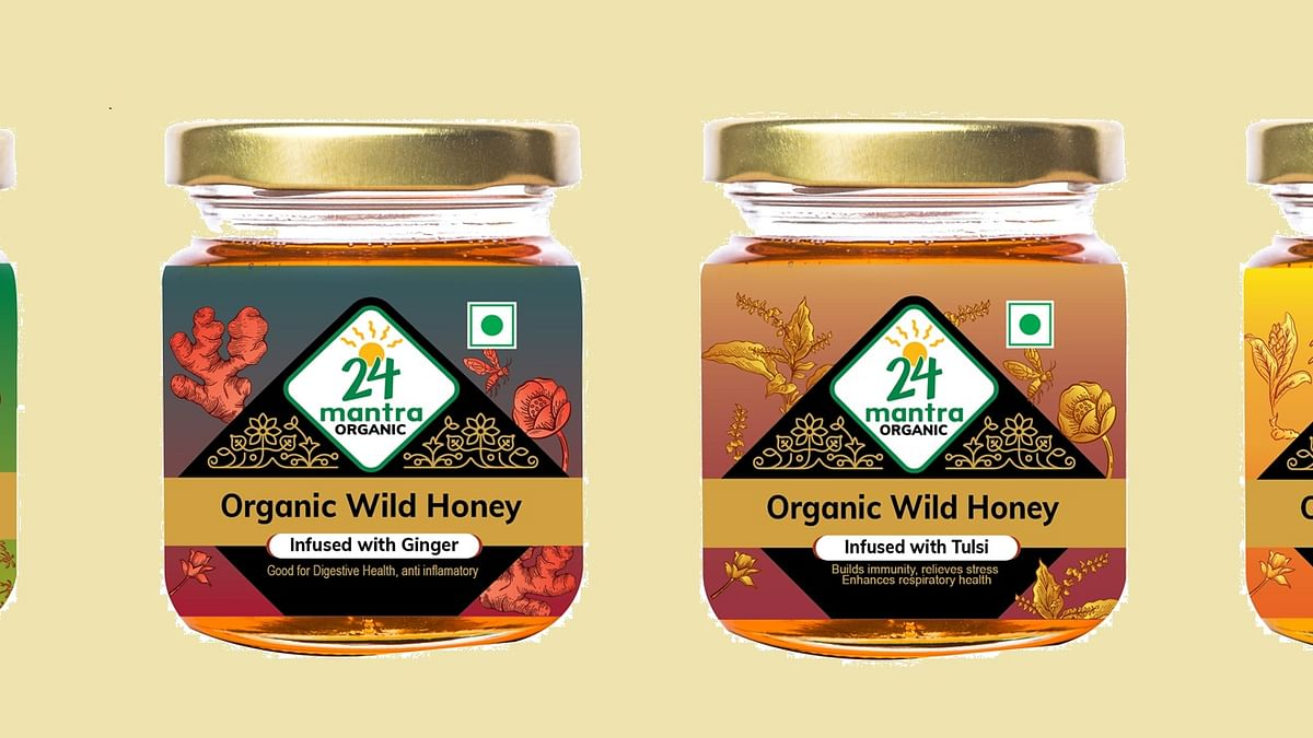 24 Mantra Organic launches range of honey infusions