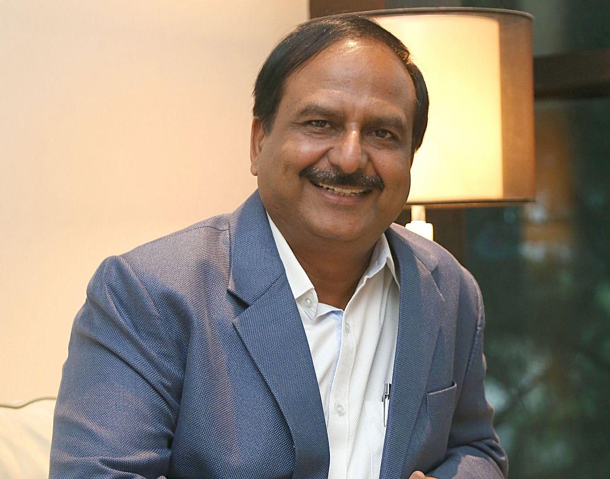 Naresh Mittal, founder of Mr Milk