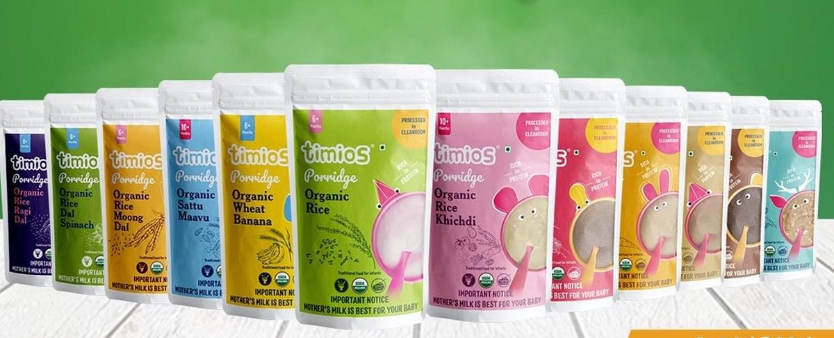 Timios' new range of maternity care products