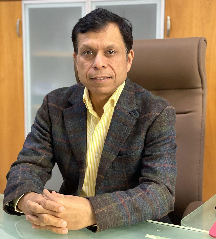 Vikram Agarwal, managing director, Cornitos