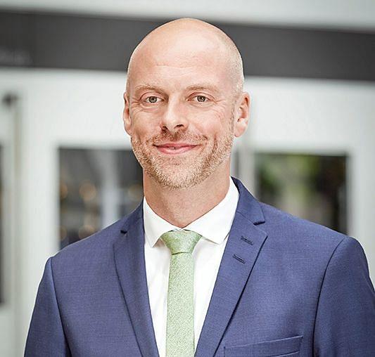 Matthias Kruse, head of PET Technology at KHS