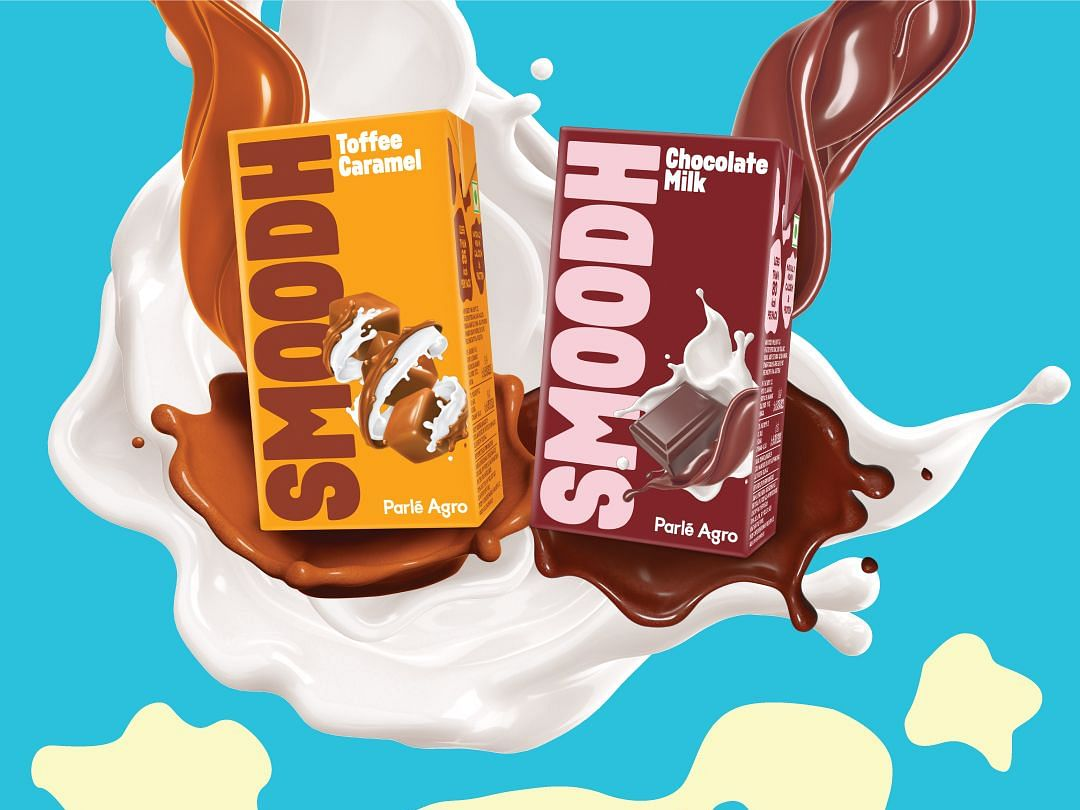 Parle Agro ventures into dairy with 'Smoodh'