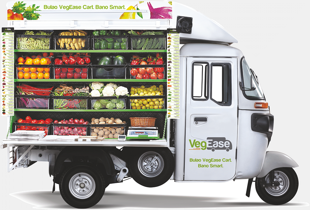 VegEase launches grocery cart-at-home in Haryana & UP