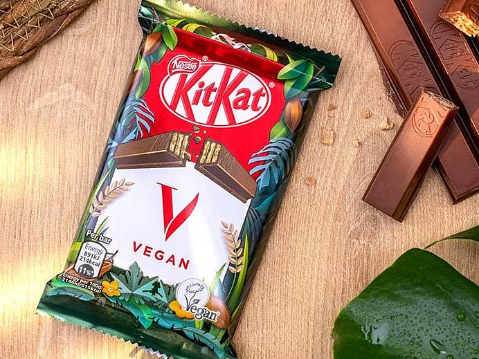 Take a plant-based break – vegan KitKat is here!