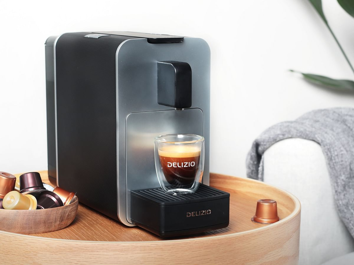SABIC certified renewable polymers used in Delizio coffee capsules