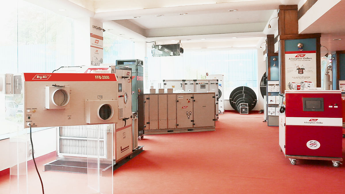 Bry-Air offers solutions for hygroscopic & moisture sensitive food