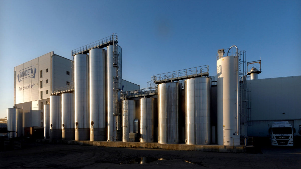 GEA builds new cheese plant for Madeta in the Czech Republic