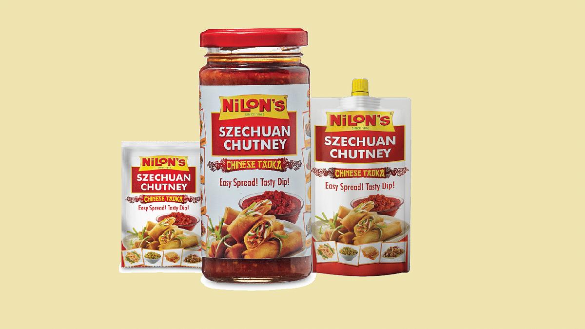 Nilon's expands its Chinese range with Szechuan Chutney