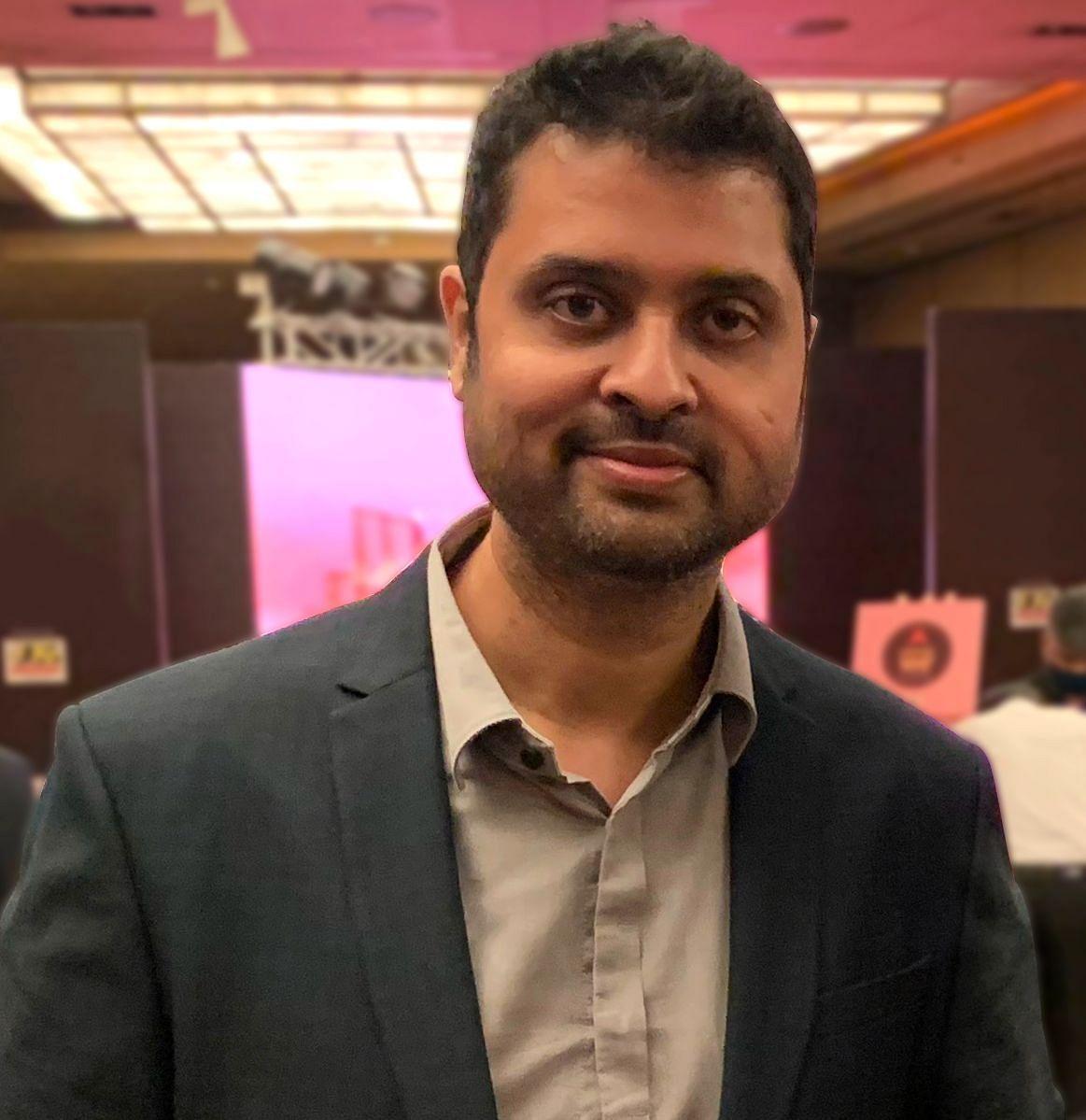 Vijay Jain, chief marketing officer of JK Masale