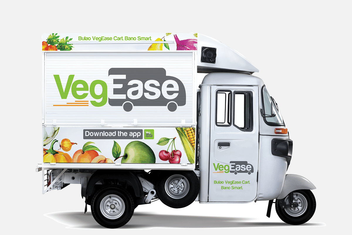 VegEase deploys electric vehicles in last-mile logistics for eGrocery