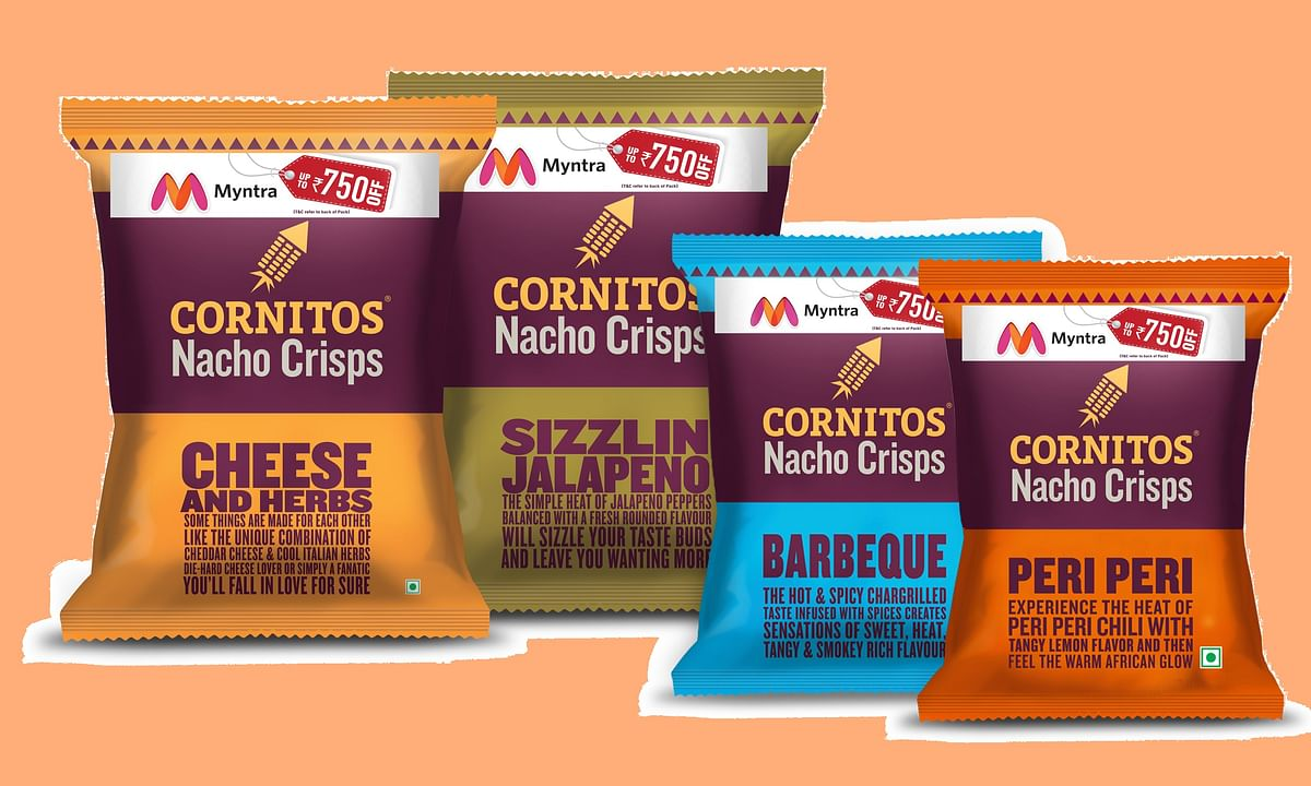 Make your stay at home delicious & stylish with Cornitos