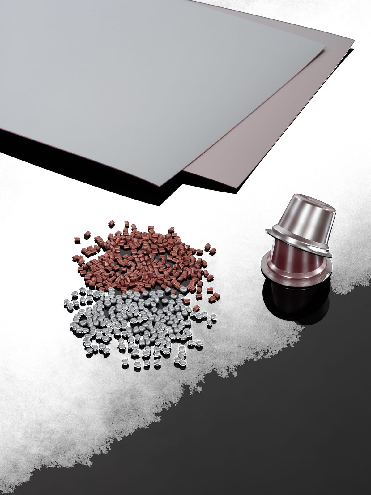 ALMA Packaging (Switzerland) has developed plastic films based on certified renewable polymers from SABIC for a new range of sustainable, aluminum-free coffee capsules.