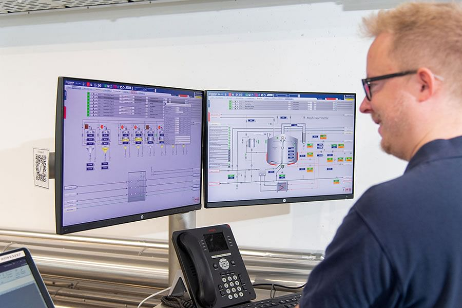 New software release 4.0 for the Botec F1 process control system