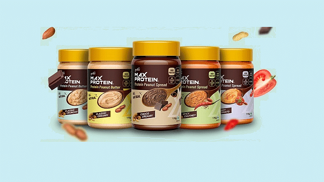 Max Protein launches protein peanut butter in five variants