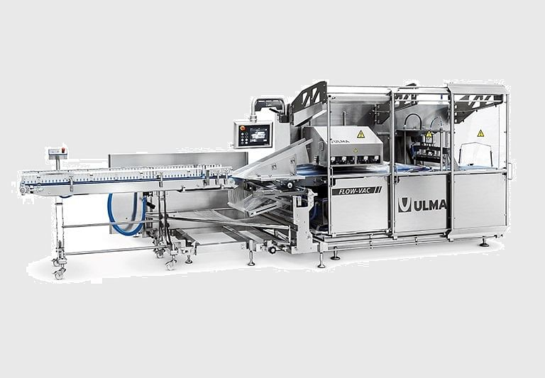 ULMA launches FV 55 SD hygienic flow pack wrapping machines