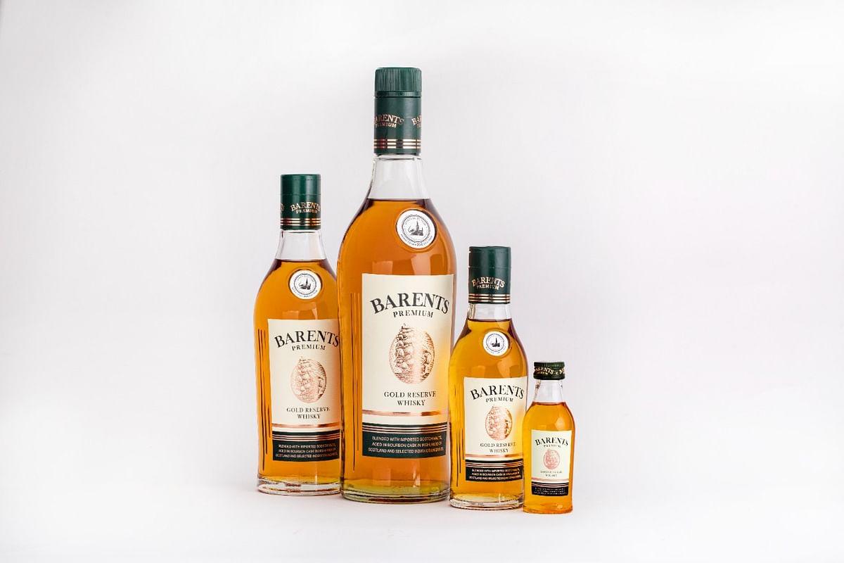 Barents Premium Gold Reserve Whisky