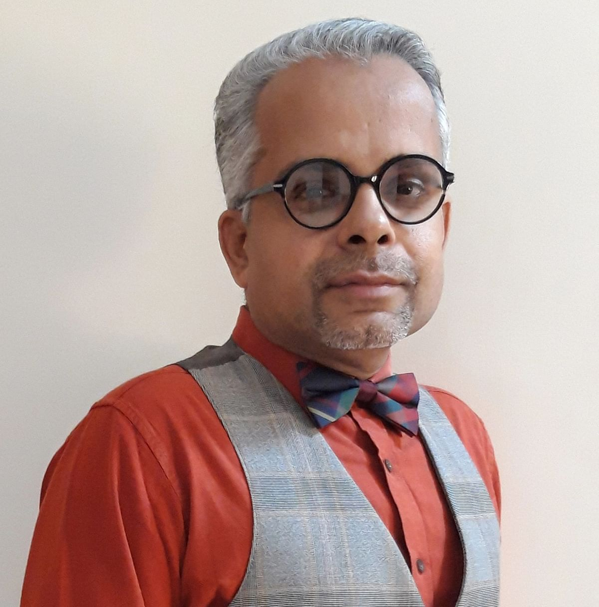 Ganesh Iyer, India's first certified water sommelier and managing partner, Indian Subcontinent at Zero Percent India