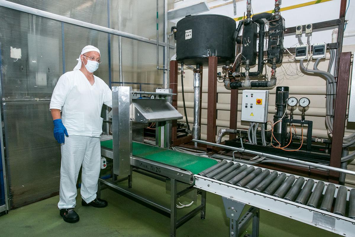 Barry Callebaut to open factory in Kaliningrad, Russia