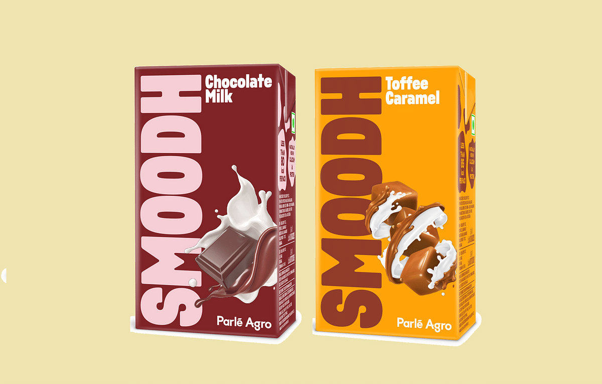 Parle Agro set to reshape the Indian Dairy landscape with SMOODH
