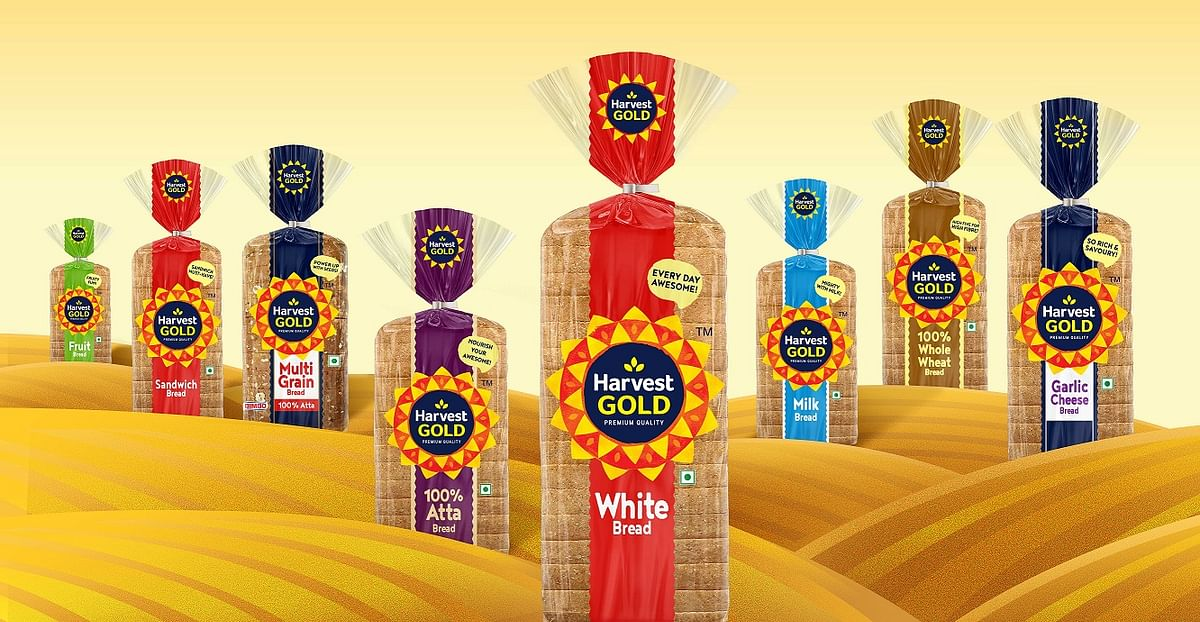 Harvest Gold unveils new look to strike a chord with young India