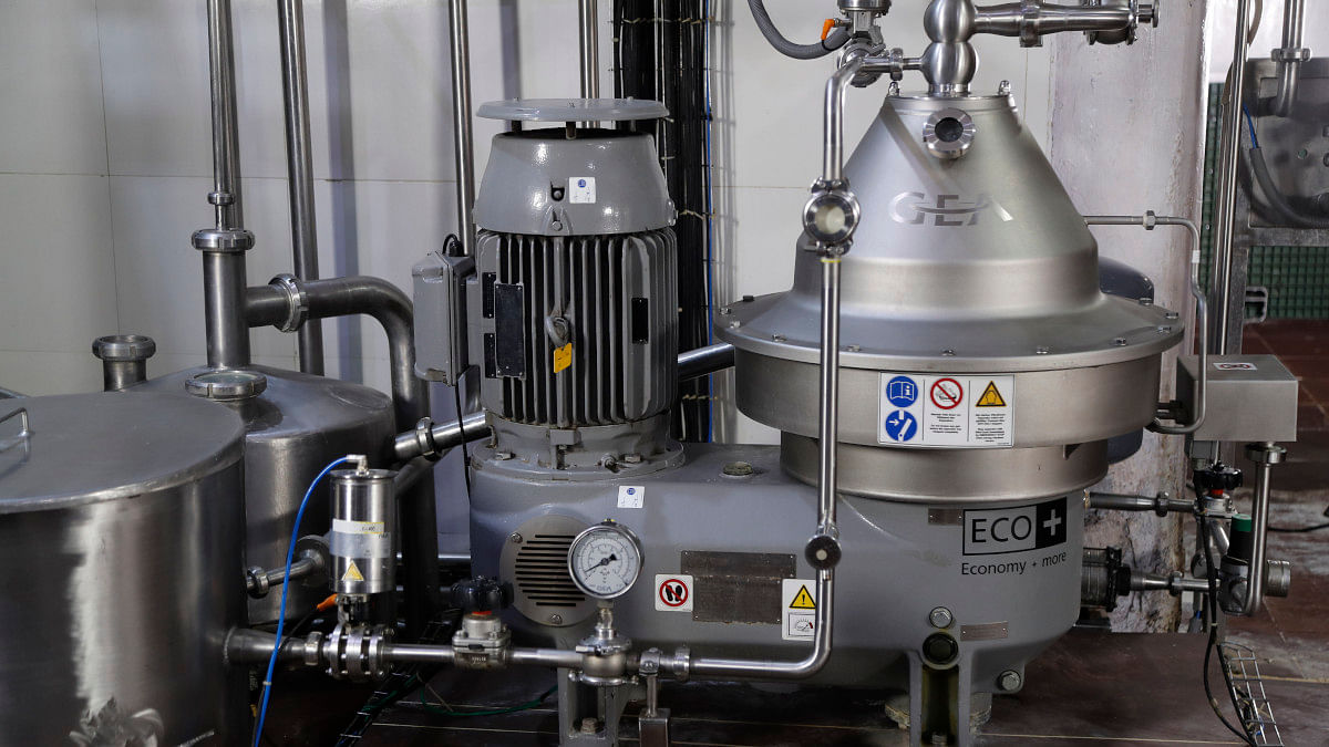 GEA develops serum separator for Amul to reduce fat losses in Ghee production