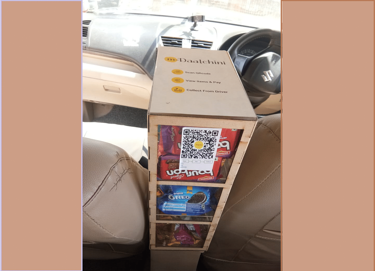 Daalchini launches IoT enabled mobility vending machines