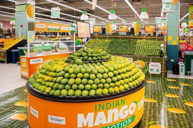 APEDA organizes mango export promotion program in Dubai