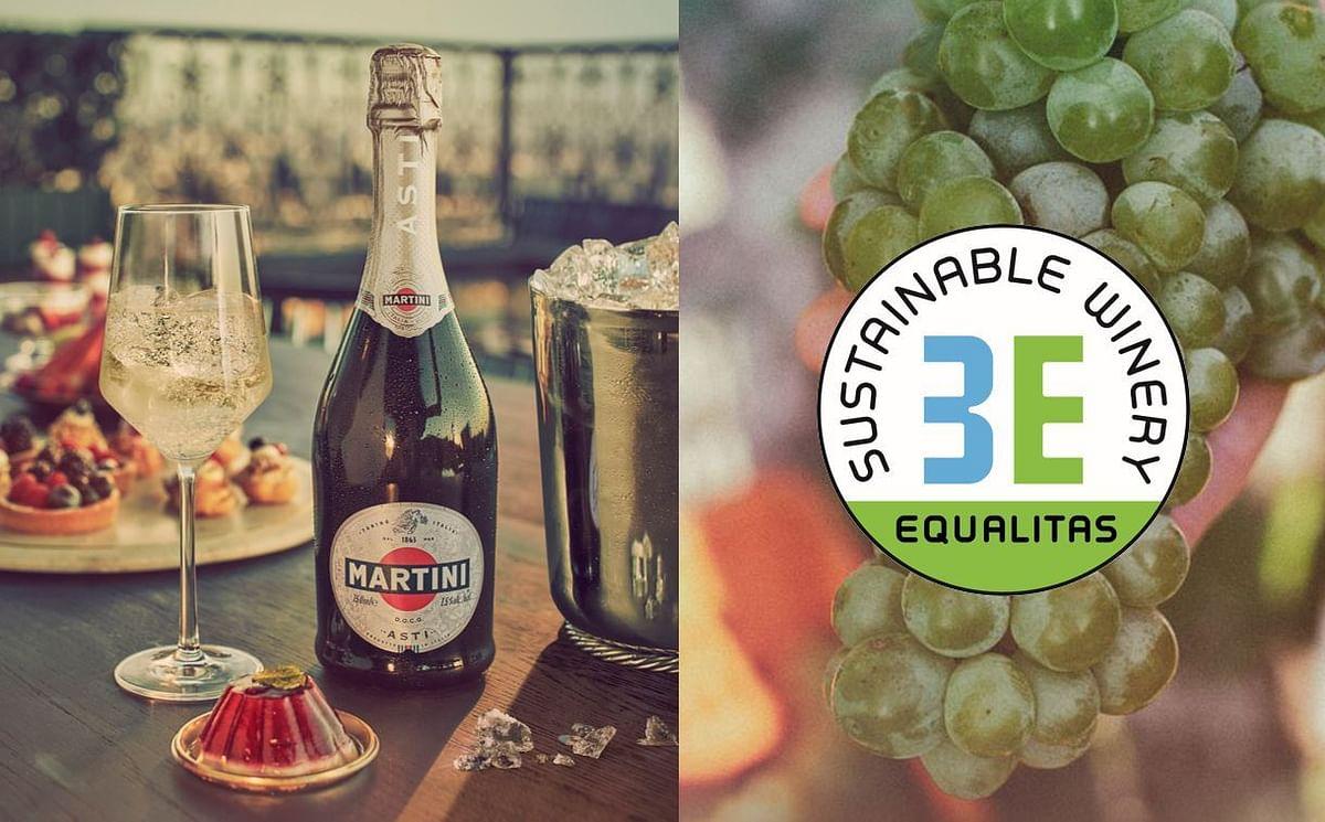 MARTINI Asti celebrates 150th anniversary with sustainability milestone