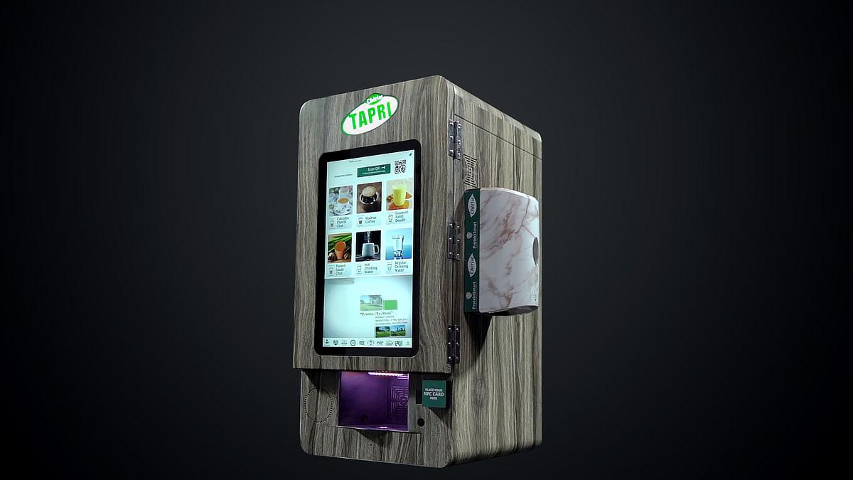 Cherise launches IoT-enabled Tea vending kiosks