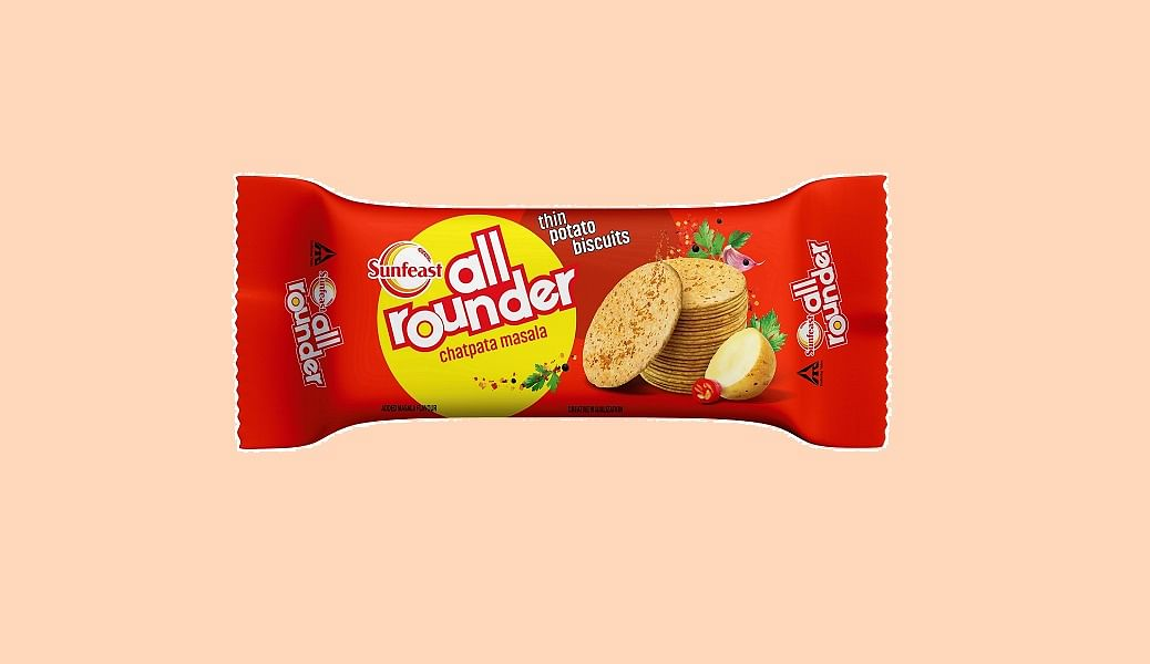 ITC launches 'Sunfeast All Rounder', India's thin potato biscuits