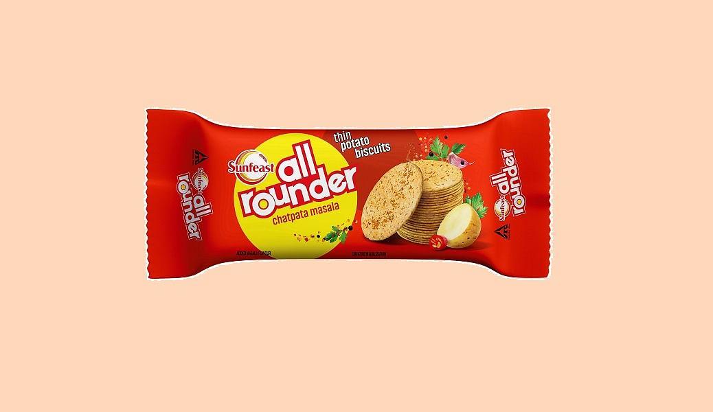 Britannia 5050 launches potato based biscuit