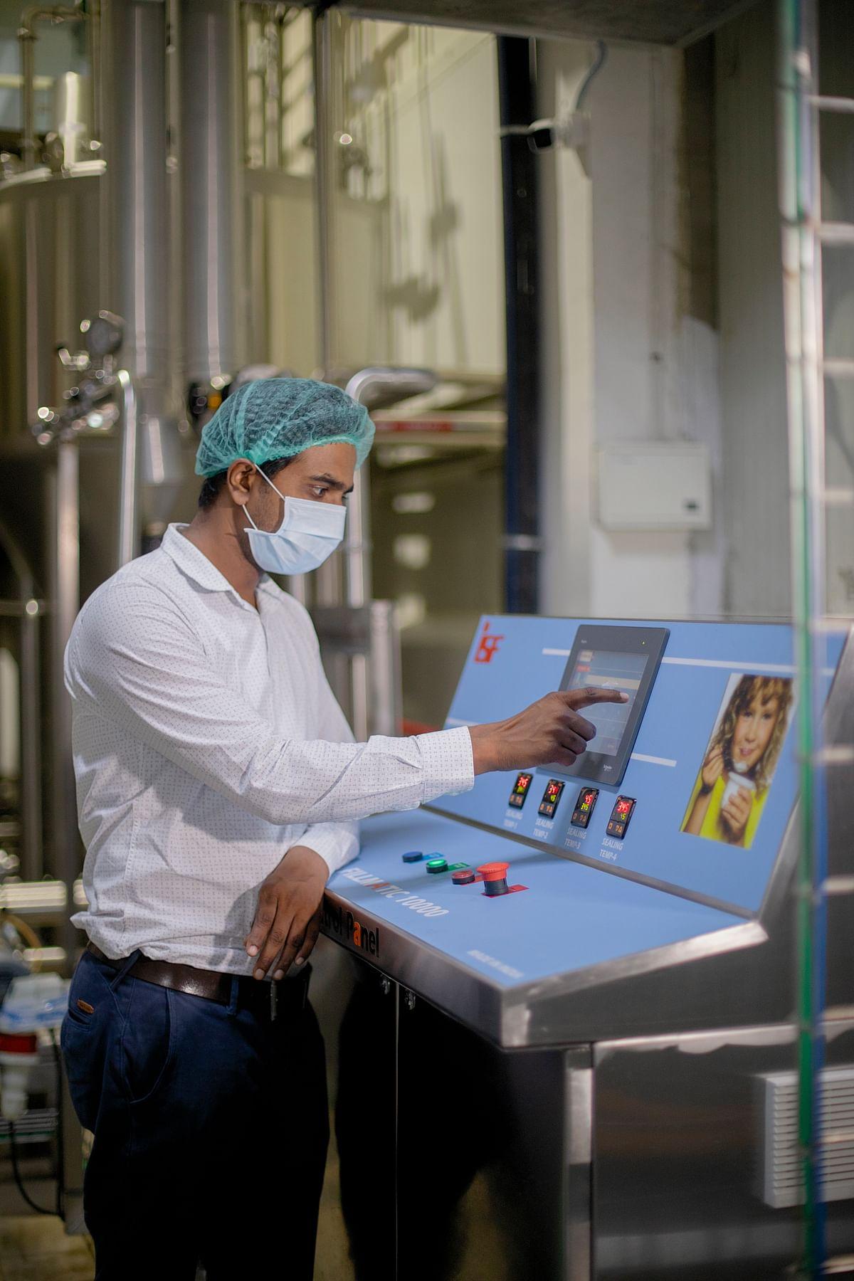 Milklane's digital initiatives for quality, traceability & financial inclusion