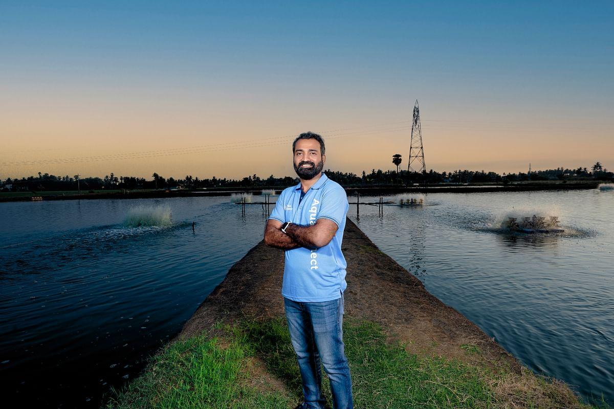 Aquaculture startup Aquaconnect raises US$ 4 million in a pre-series A round
