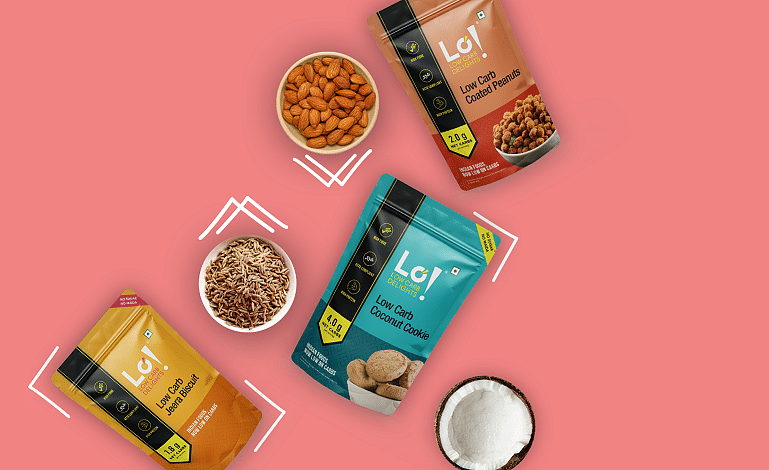 Lo! Foods enters diabetic food market with low-carb & sugar-free products