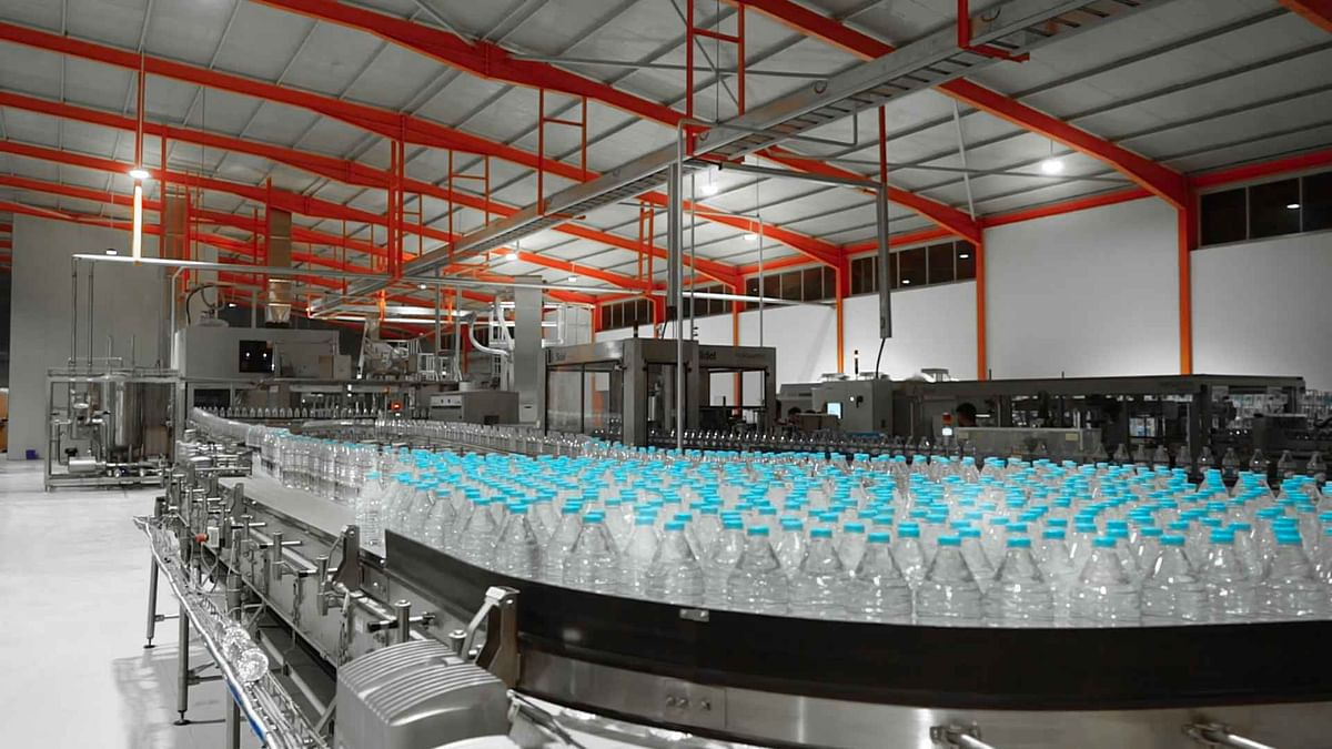 Sidel installs a complete water line for Durrat AI Khaleej in Iraq