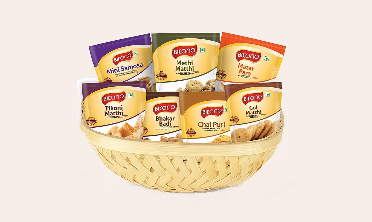 Bikano launches a new range of chai time snacks