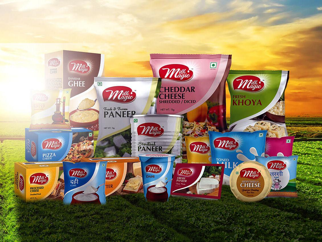 Jayshri Gayatri Foods expands Milk Magic products portfolio