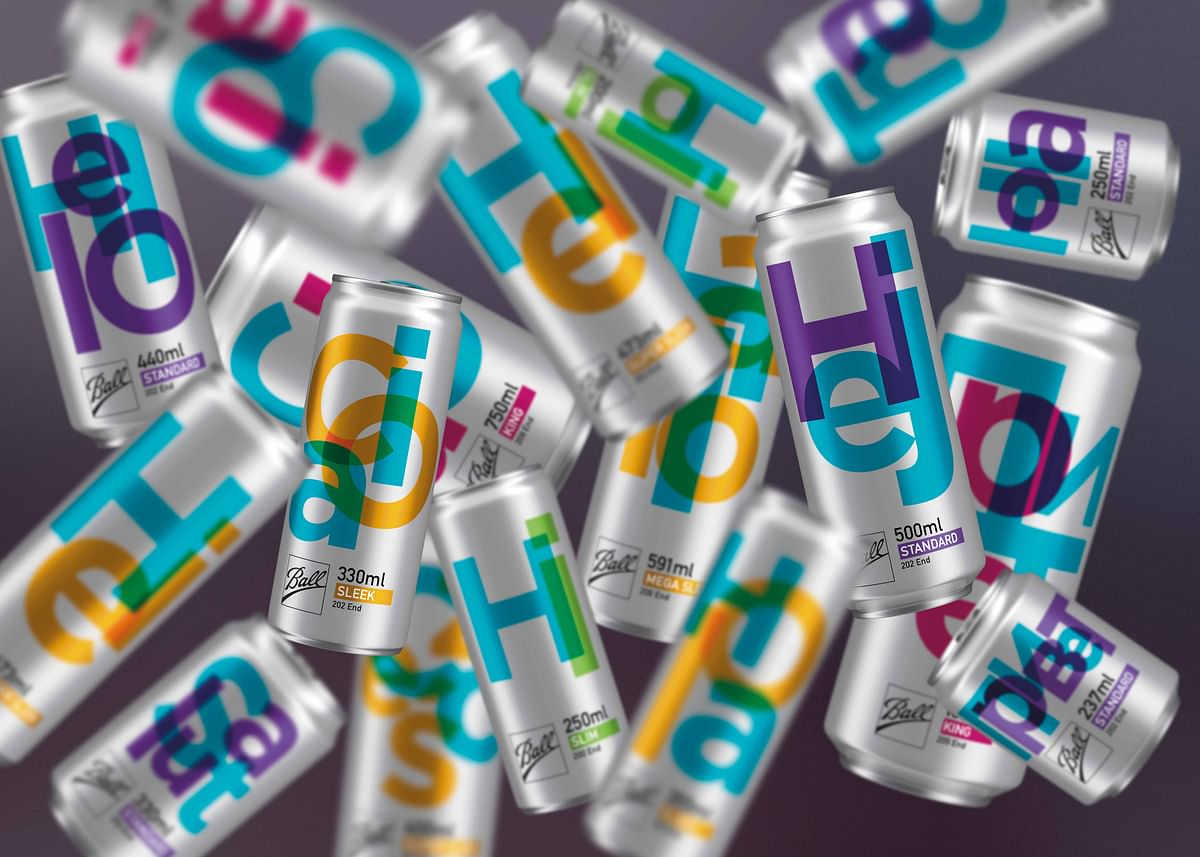 Ball to build new aluminum beverage packaging plants in UK & Russia
