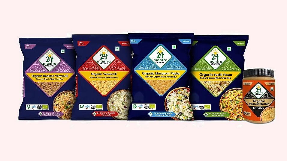 24 Mantra Organic launches organic Pasta, Vermicelli & Peanut Butter