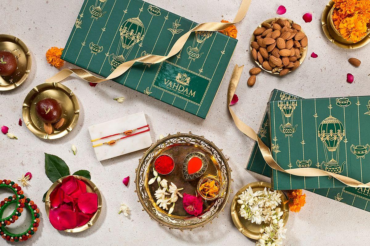VAHDAM Tea brings premium gifting options to celebrate Rakshabandhan