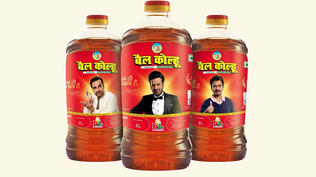 BL Agro's 'Bail Kolhu' features 'Gangs of Wasseypur' trio in limited edition packs