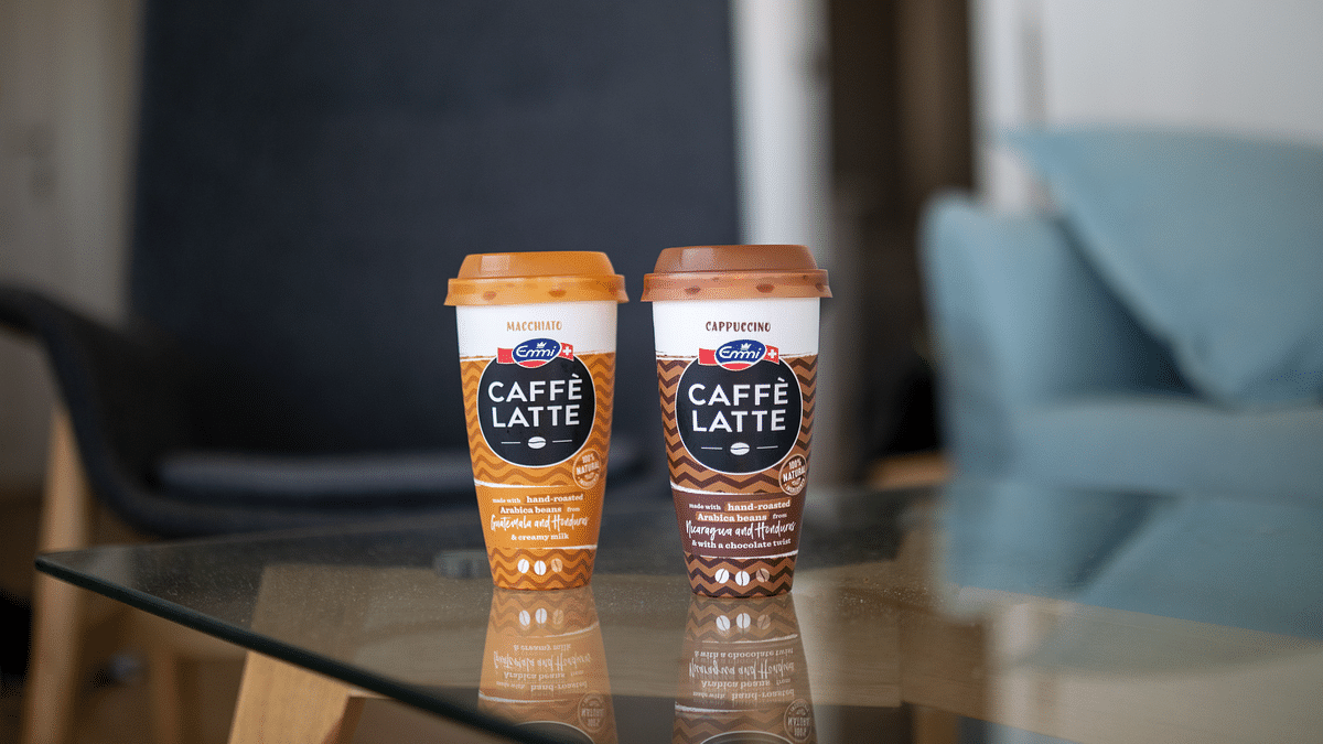 Emmi, Borealis & Greiner partner to create chemically recycled polypropylene coffee cups